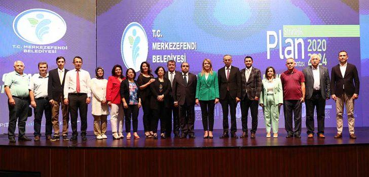 MERKEZEFENDİ'DE 'ORTAK AKIL ORTAK GELECEK'