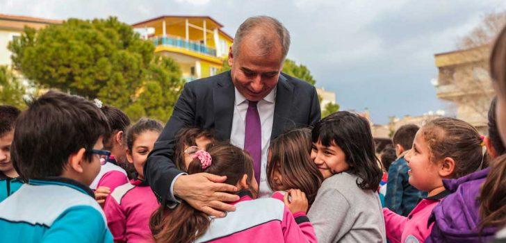 """""""EĞİTİM, ÖNCELİĞİMİZ OLMAYA DEVAM EDECEK"""""""