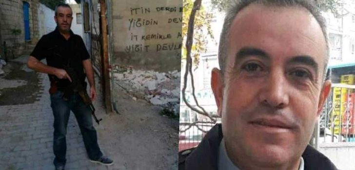 ŞEHİT POLİS SON YOLCULUĞUNA UĞURLANDI