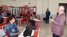 '3D YAZICILAR VE MODELLEME EĞİTİMİ' BAŞLADI