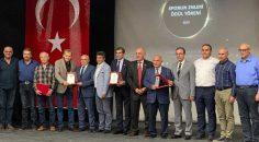 DENİZLİ'DE SPORUN ENLERİNE ÖDÜL