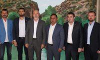 TÜRSAB'TAN ÇAL'A HEM ÖVGÜ HEM DESTEK