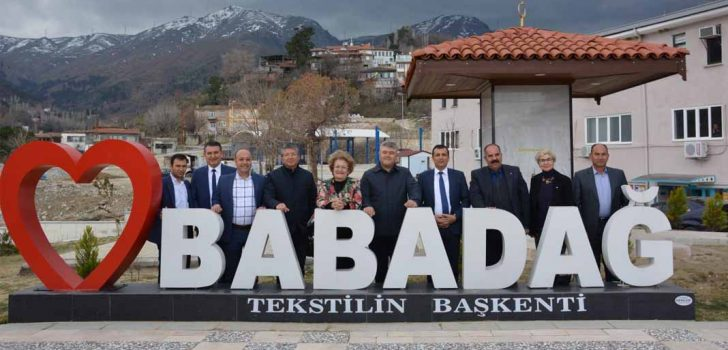 BABADAĞ'A HAYRAN KALDILAR