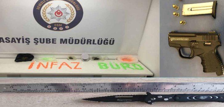 SUÇ MAKİNESİ DRONE İLE YAKALANDI