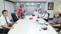 """""""DENİZLİ'NİN BAŞARISI, ÜLKE ORTALAMALARININ DA ÜZERİNE ÇIKTI"""""""