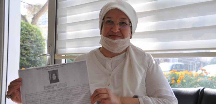 BELEDİYE'NİN KURSUYLA 50 YAŞINDA ÜNİVERSİTELİ OLDU