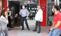 BULDAN'DA COVİD-19 DENETİMİ