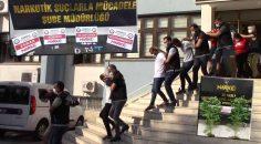 DENİZLİ'DE 16 UYUŞTURUCU TACİRİ TUTUKLANDI