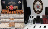 POLİS, 6 KAÇAKÇIYI DAHA YAKALADI