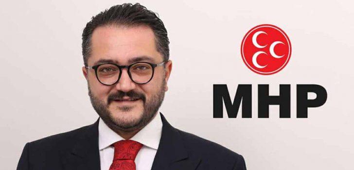 MHP'Lİ BAŞKAN YILMAZ: BASIN, DEMOKRASİ, HAYATTIR