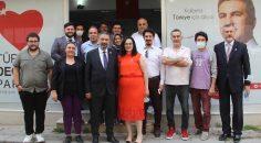 TÜRKİYE DEĞİŞİM PARTİSİ PAMUKKALE'DE KONGRE YAPILDI