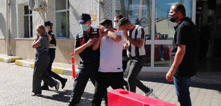 PİRE GRUBU BU SEFER ZIPLAYAMADI, JASAT'A TAKILDI