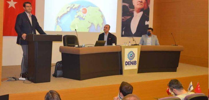 DENİB'TEN BİLGİLENDİRME TOPLANTISI